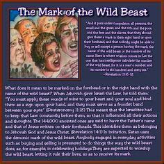 libro the mark the beast 13 revelation chapter 13 on horns the beast and jehovah