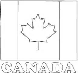 Printable Map Of Canada For Kids Images Canada Flag Colouring Page