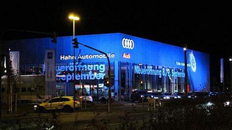 Hahn Audi Ludwigsburg by Hahn Er 246 Ffnet Audi Terminal In Ludwigsburg Autohaus De