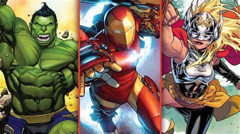 13 Best Kokoru Images 13 best marvel comics you should be reading ign