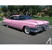 1959 Cadillac DeVille &amp DTS For Sale In Austin Texas