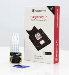 Raspberry Pi Noir Board V2 Element14 Module V 2 High Quality raspberry pi modules offer home security with 8
