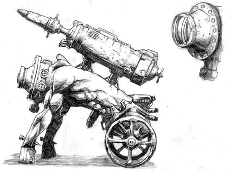 how does it take for mortar to the human mortar by markbulahao on deviantart