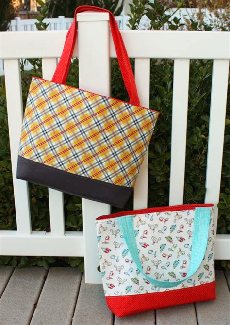 tutorial videos for quilting and tote bags simple sturdy tote bag tutorial diary of a quilter a