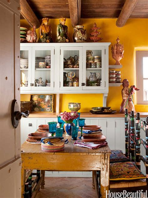 mexican kitchens are the most beautiful in the world the santa fe style kitchen bright bold and beautiful blog