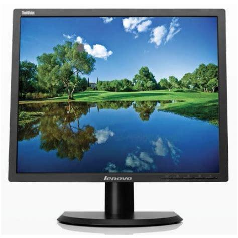 Monitor Lcd Lenovo 19 Inch lenovo thinkvision lt1913p 19 inch ips led backlit lcd
