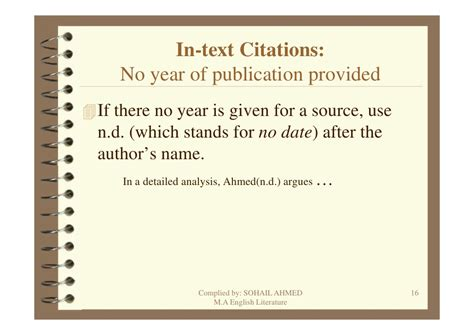apa format no date in text citation without year apa