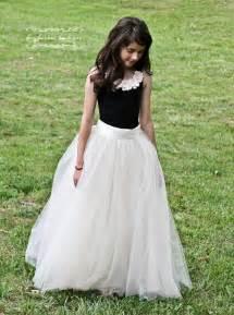tutu skirt for girls flower dress soft tulle