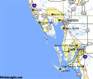 gasparilla island florida map gasparilla island map