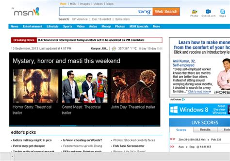 msn india hotmail outlook skype bing news photos msn india news cricket bollywood video skype autos post