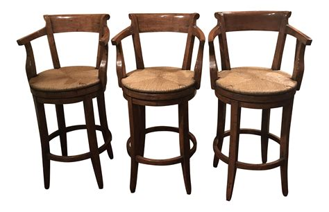3ft bar stools country swivel seat bar stools set of 3