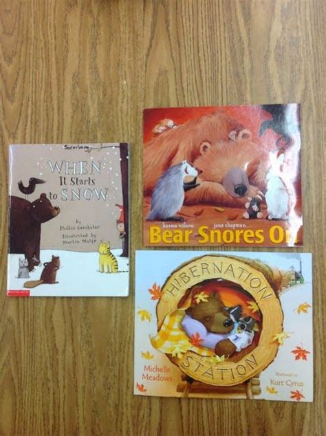 the winter station books hibernating craft apples and abc s bloglovin
