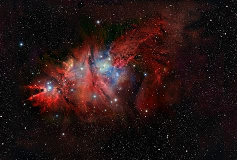 christmas tree nebula mike olivella s photography introduction to astrophotography part v