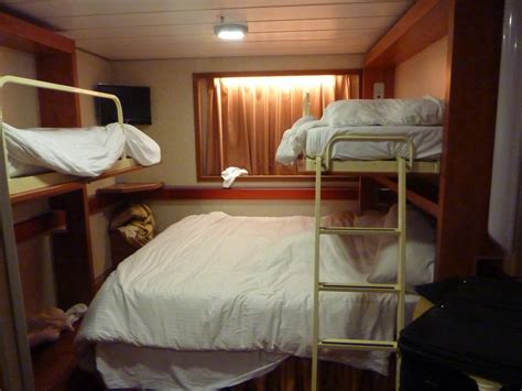 Carnival Sensation Cabins by Interior Rooms For 4 Photos Cruise Critic Message