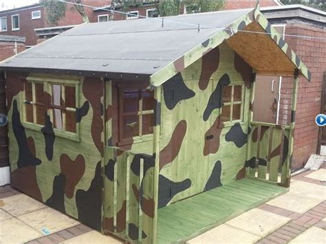 army shed play houses shed