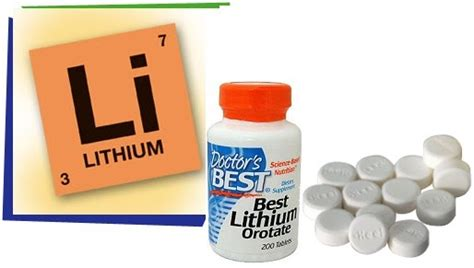 lithium mood swings lithium treatment for depression