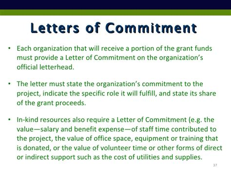 Commitment Letter Requirements 2009 Healthy Lifestyles Pre Powerpoint Presentation
