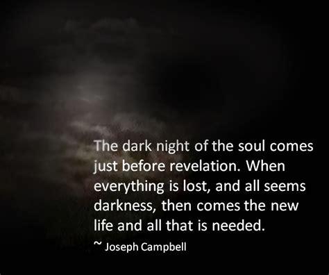 dark night of the dark night of the soul alsilab walhilal
