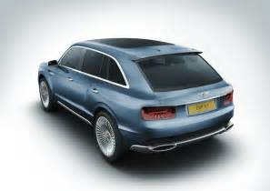 Bentley Sport Utility News Bentley Sport Utility Vehicle Concept Car Exp 9 F