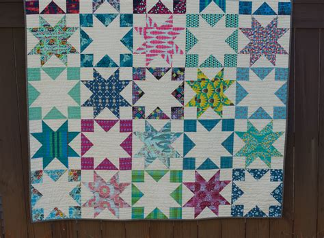 Sawtooth Quilt Pattern by Hyacinth Quilt Designs Sawtooth