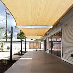 sail cloth awnings 1000 images about patio covers on patio sun