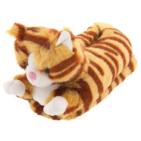 big animal slippers cat gifts