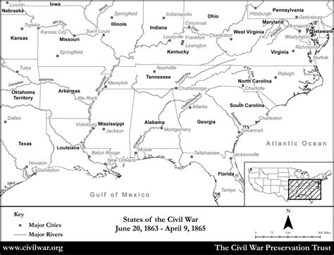 map of the united states civil war best photos of template of map civil war blank map