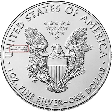 1 oz silver one dollar 2017 2017 1 oz silver american eagle bu 1 bullion coin 999