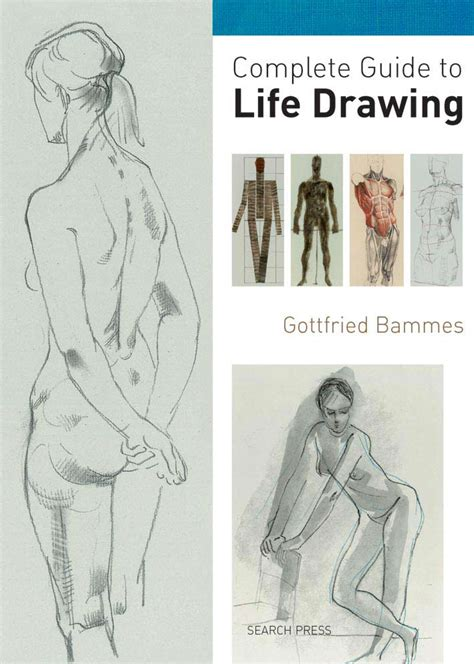 Complete Guide To Life Drawing Ken Bromley Art Supplies
