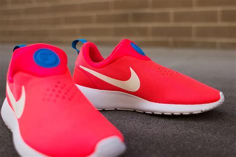 Nike Roshe Run Slip On nike roshe run slip on white sole u
