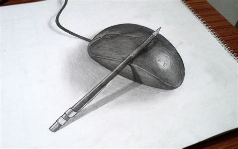 www easy easy 3d pencil sketches www pixshark com images