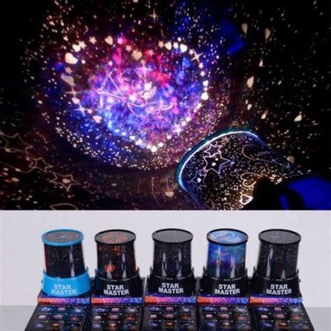 bedroom starry night lights led cosmos star master sky starry night projector light