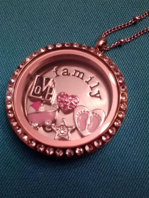 Origami Owl Baby Locket - origami owl locket it s a expecting baby baby