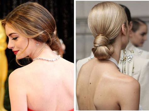 Hairstyle For High by High Neckline Dress Hairstyle Www Pixshark Images