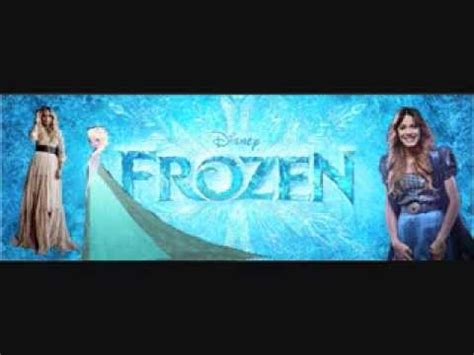 let it go by demi lovato audio demi lovato feat martina stoessel let it go libre soy