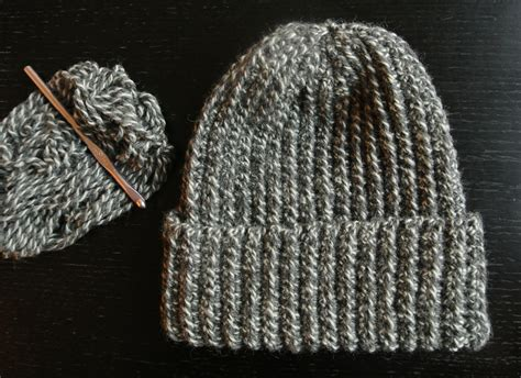 pattern crochet ribbed hat crochet pattern ribbed wool winter hat margeaux vittoria
