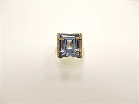 spinello mobili anello con spinello sintetico gioielli asta