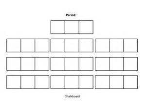 seating chart template classroom classroom seating chart template peerpex