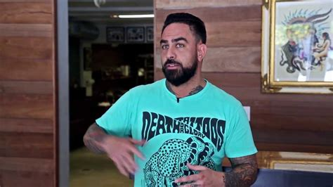 Chris Nunez Handcrafted - ink master judge chris nunez facing more troubles