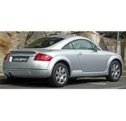 2003 2006 Audi TT 8N 18 T Coupe 2011 11 08 02