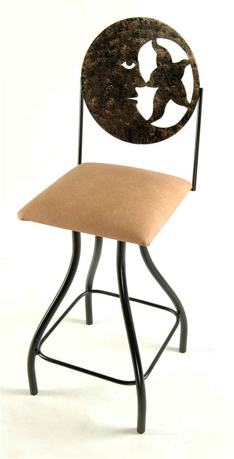 Moon Stool sun and moon bar stools and tables