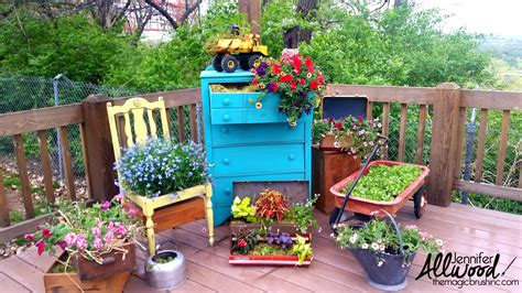 unique container gardening ideas 10 creative container ideas for who the
