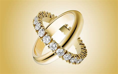 Gold Jewellery Design Ring Wallpaper by Jewelry Designing New Pattern Wedding Ring Hd Wallpapers