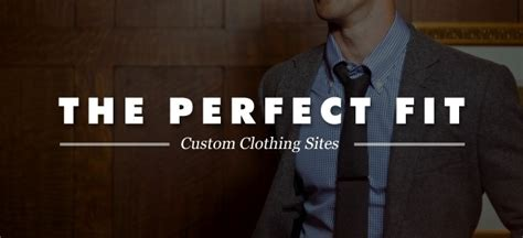Handmade Clothing Websites - the best custom clothing for shirts suits more