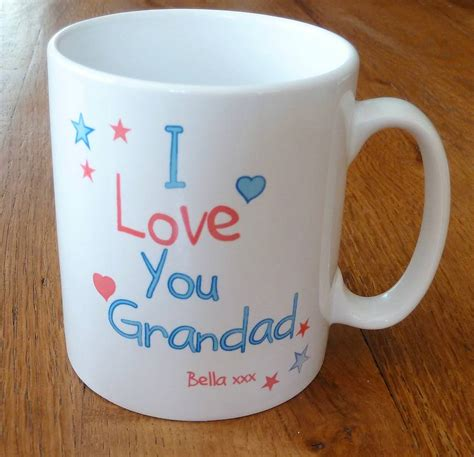 fathers day mug personalised i you s day mug by and