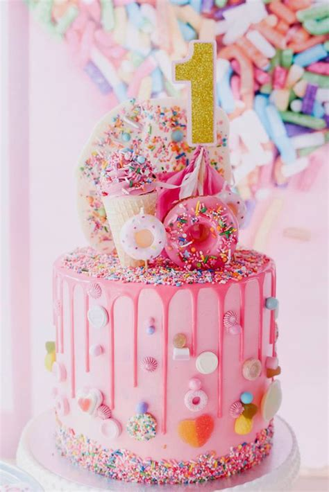 adorable st birthday cake ideas babycare mag
