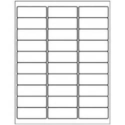 avery sticker template templates address label 30 per sheet avery