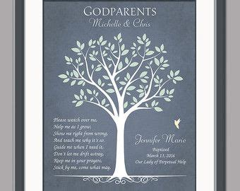 Giveaways For Godparents - best 25 gifts for godparents ideas on pinterest baptism ideas for godparents gifts