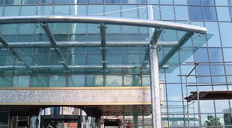 Canopy Application Architectural Stainless Steel Products Manufacturer Dsp