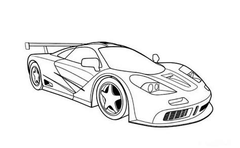 coloring pages with race cars racing car free colouring pages